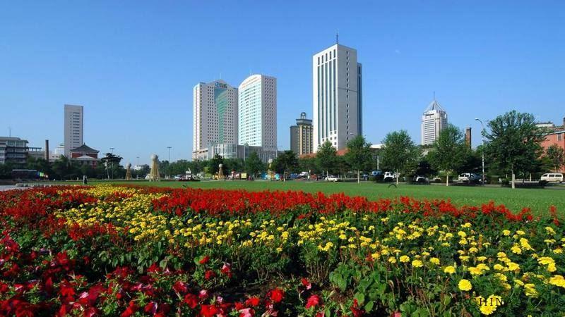 长春荣获中国城市建设奖